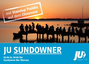 JU-Sundowner am 05. August